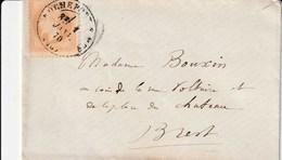 Rochefort Sur Mer 1870 - 1849-1876: Classic Period