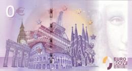 FRANCE - Billet Touristique 0 €uro 2016 / GERARDMER . - Essais Privés / Non-officiels