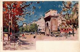 CPA PARIS (10e) Les Boulevards (563872) - Arrondissement: 10