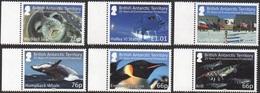 Antarctique Britannique 0680/85 Faune, Protection, Baleine, Pigouin, Phoque, Crevette - Antarctic Wildlife