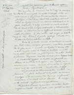 Récit De La Fête De La Liberté à Alençon Le 9 Thermidor An VII - Documents Historiques