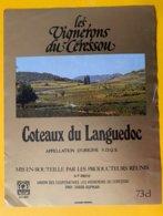 14203 - Les Vignerons Du Céréssou Coteaux Du Languedoc - Languedoc-Roussillon