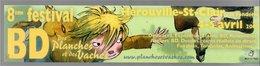 Marque-page Hérouville-St-Clair Des Planches Et Des Vaches Edith Basil Et Victoria - Bladwijzers