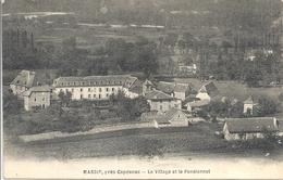 CPA Massip Près De Capdenac Le Village Et Le Pensionnat - Otros Municipios