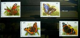 TIMBRES NEUF PAPILLONS BELGIQUE 1993  Timbre Papillon - Mariposas