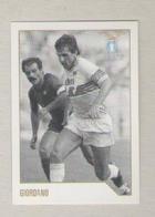 LAZIO CALCIO..GIORDANO.......MUNDIAL...SOCCER...WORLD CUP....FIFA....FOOTBALL - Trading-Karten