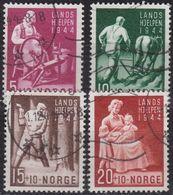 NORWEGEN NORWAY [1944] MiNr 0299-02 ( O/used ) - Norway