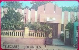 Mali 30 Units Telecenter Bldg. - Mali
