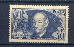 170520/// CLEMENT ADER N°398......charnière Légère - France