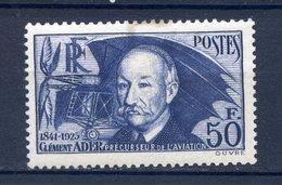 """170520/// CLEMENT ADER N°398a......charnière Légère......papier Dit """"papier Cartonné"""" - Nuovi"""