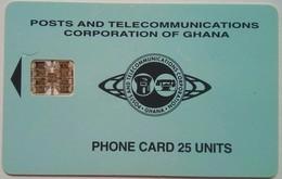 Ghana 25 Units Blue - Ghana