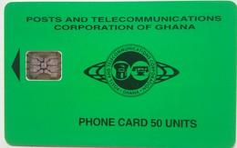 Ghana 50 Units Green - Ghana