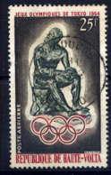 HAUTE VOLTA  - A15° - ATHLETE AU REPOS - Alto Volta (1958-1984)
