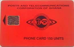 Ghana 150 Units Red - Ghana
