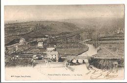 14 1 205 - PONT D'OUILLY - La Gare (PIONNIERE) - Pont D'Ouilly