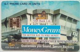 Ghana 25  Units Moneygram - Ghana