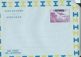 Aerogramme N° 1 Neuf - Katanga