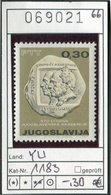 Jugoslawien - Yougoslavie - Jugoslavija - Michel 1183 - ** Mnh Neuf Postfris - 1945-1992 Sozialistische Föderative Republik Jugoslawien