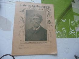 Protège Cahier Ancien Galerie Contemporaine Par Nadar Garnie Charles Architecte Français - Book Covers