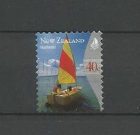New Zealand 1999 Yachting S.A. Y.T. 1734 (0) - Oblitérés