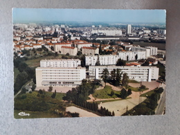 Carte Postale De Chalon-sur-Saône, Vue Aérienne Du Quartier De Bellevue - Chalon Sur Saone