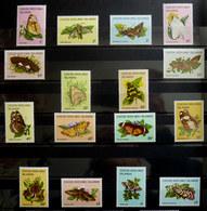 Timbres Neufs PAPILLONS COCOS ILSLANDS 1982 88 - 103 TIMBRE PAPILLON - Schmetterlinge