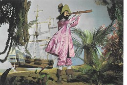 CARTE POSTALE TINTIN LE SECRET DE LA LICORNE (55) - Postcards