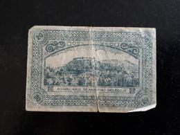 Billet Slovenie 20 Vinarjev  1919  & - Slovénie