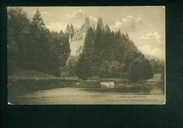 AK Larochette, Fels, Chateau De Meysembourg, Gelaufen 1912 - Larochette