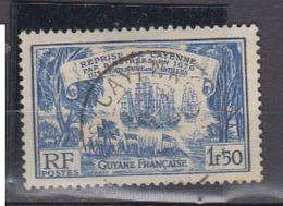 GUYANE     1935      N °    139       COTE      6 € 50          ( Q 354 ) - Guyane Française (1886-1949)