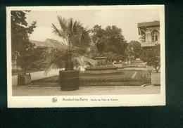 AK Mondorf-les-Bains, Partie Du Parc Et Casino, Gelaufen 1933 - Bad Mondorf