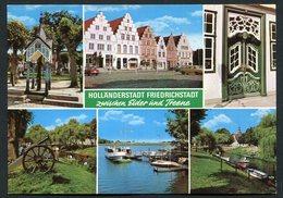Holländerstadt - Am Markt 9, 25840 Friedrichstadt.- NOT Used  - See The 2 Scans For Condition( Originaal) - Nordfriesland