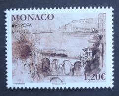 Monaco     Europa  Cept   Brücken   2018    ** - 2018