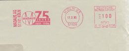 AFS 51109 Köln 1995 - Madaus (Arzneimittel Aus Naturstoffen) - Medizin