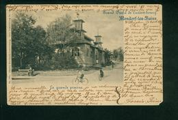 AK Mondorf-les-Bains, La Grande Piscine, Gelaufen 1899 - Mondorf-les-Bains