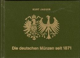 """Kurt Jaeger Katalog """" Die Deutschen Münzen Seit 1871 100 Jahre Mark-Währung Mit Prägezahlen """" - Literatur & Software"""