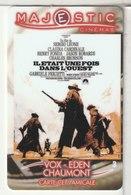 CINÉCARTE - CARTE CINÉMA - MAJESTIC -  Vox Eden CHAUMONT N°3 - Movie Cards