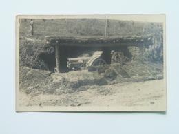 Austria 2194  Foto Photo  KuK K.u.k. WWI Osterreich Ungarn Military 1916  Haubitze 15 Cm Foto Marik - Guerre 1914-18