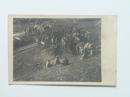 Austria 2195  Foto Photo  KuK K.u.k. WWI Osterreich Ungarn Military 1916  Morsers 30,5 Cm Foto Marik - Guerre 1914-18