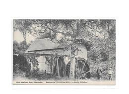 14 - Environs De VILLERS Sur MER : Le Moulin D' Heuland, - Villers Sur Mer