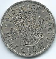 United Kingdom / Great Britain - 1947 - George VI - 2 Shillings - KM865 - 1902-1971 : Monete Post-Vittoriane
