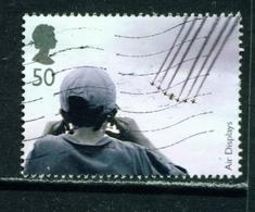 GREAT BRITAIN  -  2008 Air Displays 50p Used As Scan - Oblitérés