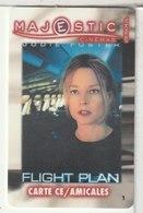 CINÉCARTE - CARTE CINÉMA - MAJESTIC -  Vesoul N°1 - Movie Cards