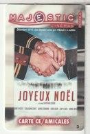 CINÉCARTE - CARTE CINÉMA - MAJESTIC -  Vesoul N°3 - Movie Cards