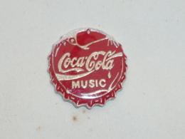 Pin's CAPSULE COCA COLA MUSIC - Coca-Cola