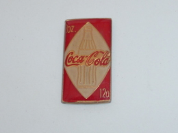 Pin's COCA COLA, PUB GRANDE BOUTEILLE - Coca-Cola