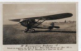 AERONAUTICA - BREDA B. A.7 - VIAGGIATA - Sonstige