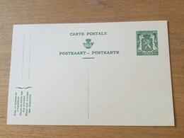 KS3 Belgien Ganzsache Stationery Entieer Postal P 179IIa - Postwaardestukken