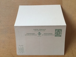 KS3 Belgien Ganzsache Stationery Entieer Postal P 181II - Postwaardestukken