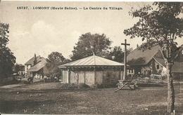 Lomont Le Centre Du Village - Francia